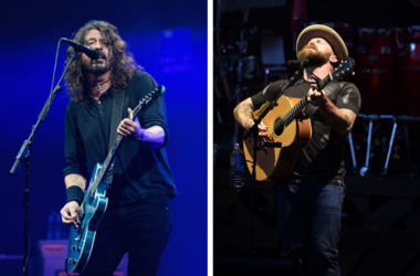 Dave Grohl and Zac Brown