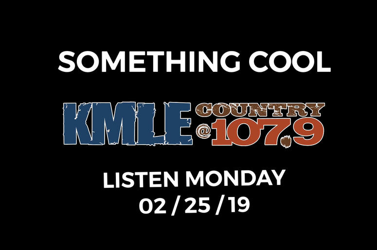 Something COOL is coming to KMLE