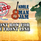 KMLE 8 Man Jam Front Row for the Front Line