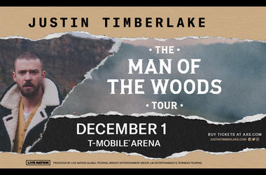 Justin Timberlake Man of the woods