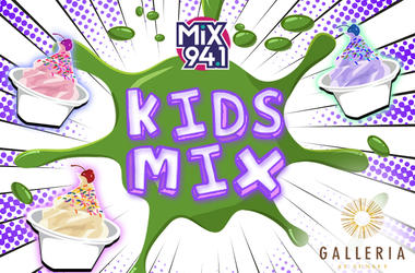 Kids Mix 2018 Galleria At Sunset