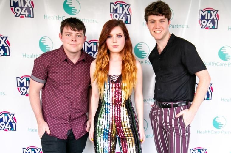 Echosmith; Bite of Las Vegas 2018, Sept. 15, 2018