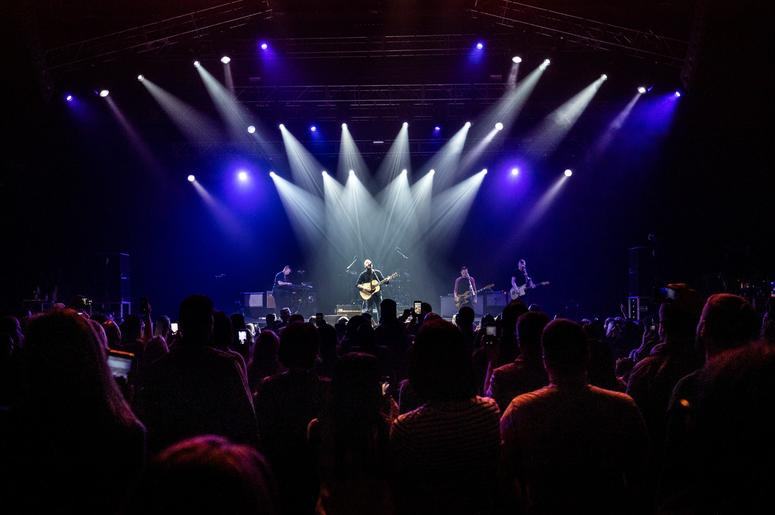 NSSN Blue October Stage Pic 40
