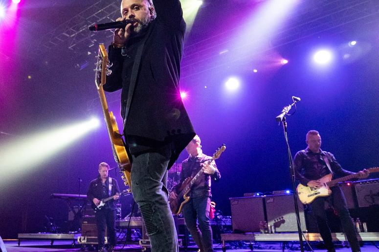 NSSN Blue October Stage Pic 7