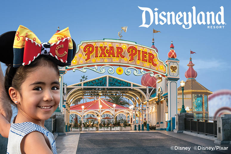 Haven't been to the Disneyland Resort lately?