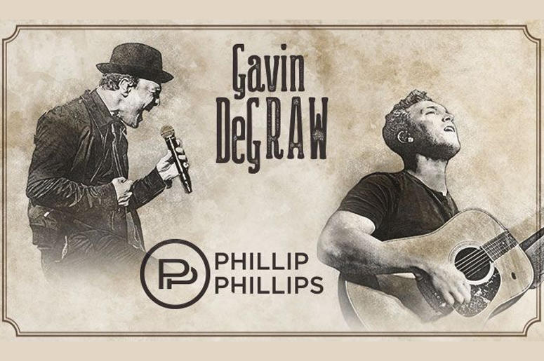 Gavin DeGraw & Phillip Phillips
