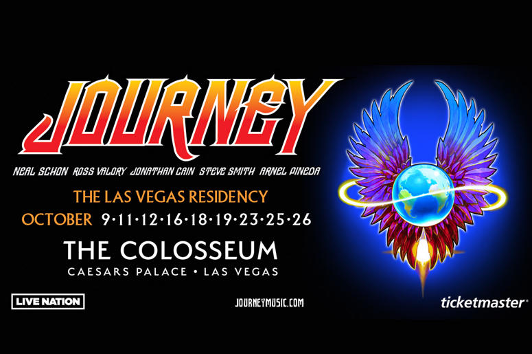 Journey Vegas Residency