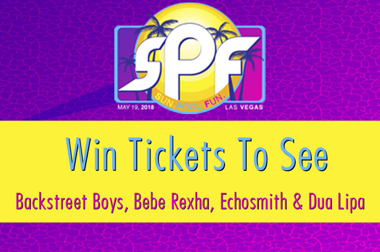 Win Tickets To SPF