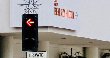 Man Suspected of Sexually Assaulting Woman Outside Beverly Hilton Hotel