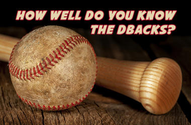 Dbacks Opening Day Quiz