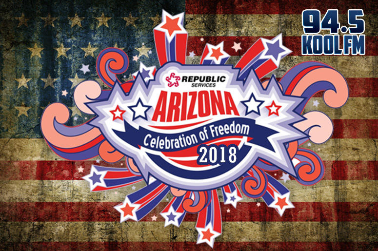 2018 Republic Services Arizona Celebration of Freedom