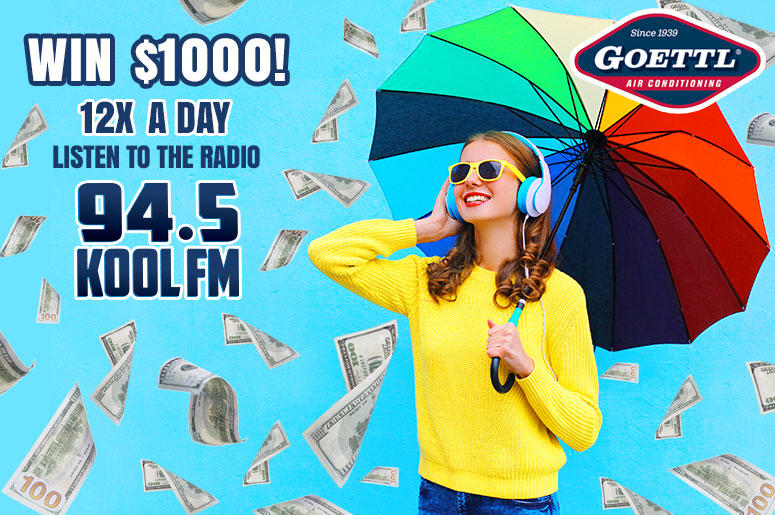 Win $1000 12 times a day!