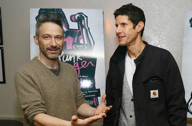 Adam Horovitz and Michael Diamond