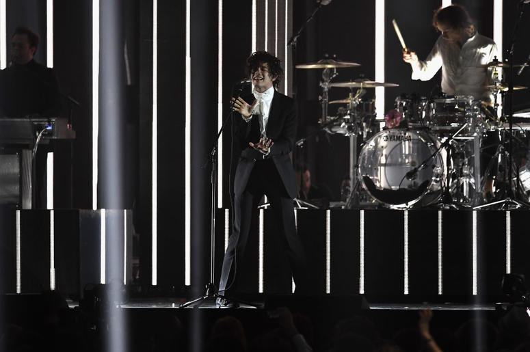 The 1975s Adventurous A Brief Inquiry Into Online Relationships