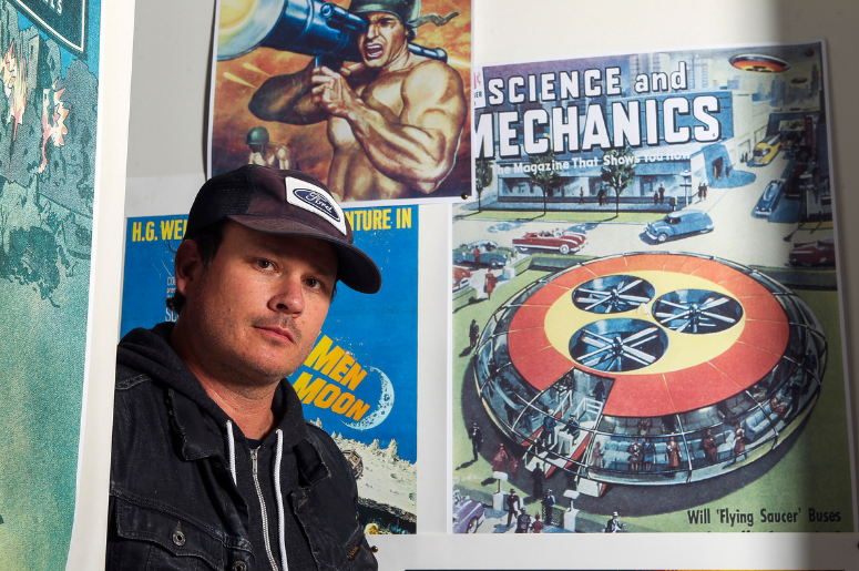 Blink-182 co-founder Tom DeLonge