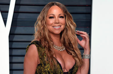 4/11/2018 - File photo dated 26/02/17 of Mariah Carey, who has spoken for the first time about her struggle with bipolar disorder.
