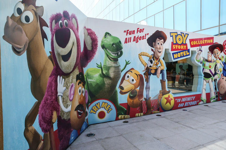 Toy Story 4 Will Be In Theaters June 2019 Ks107 5