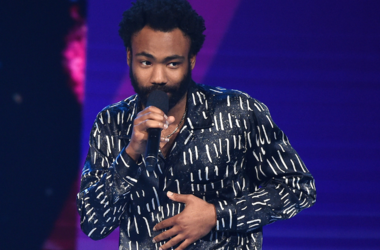 Donald Glover on the 2018 BET Awards