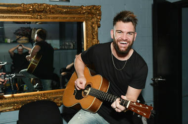 Country singer Dylan Scott and wife Blair expecting baby number 2