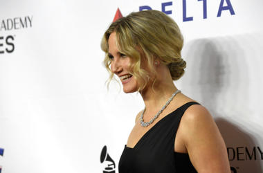 Jennifer Nettles attends MusiCares Person of the Year