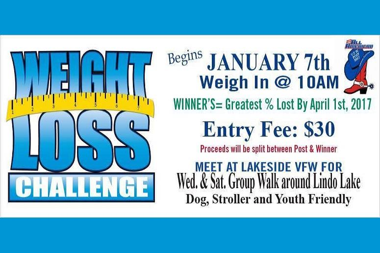 weight loss group challenge