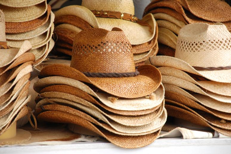 Justin is Getting His First Cowboy Hat!  8b6e94c7515