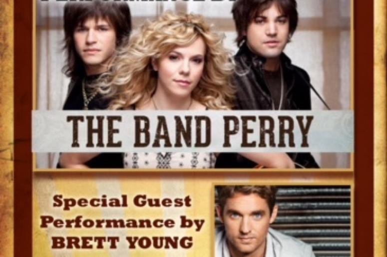 Peyton's Project featuring The Band Perry