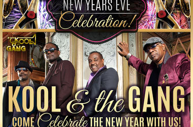 Kool and the Gang NYE