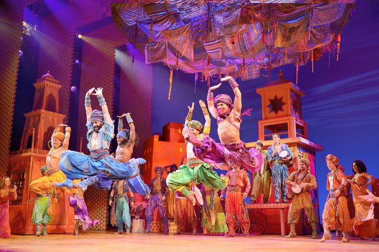 ALADDIN at Segerstorm Center For The Arts