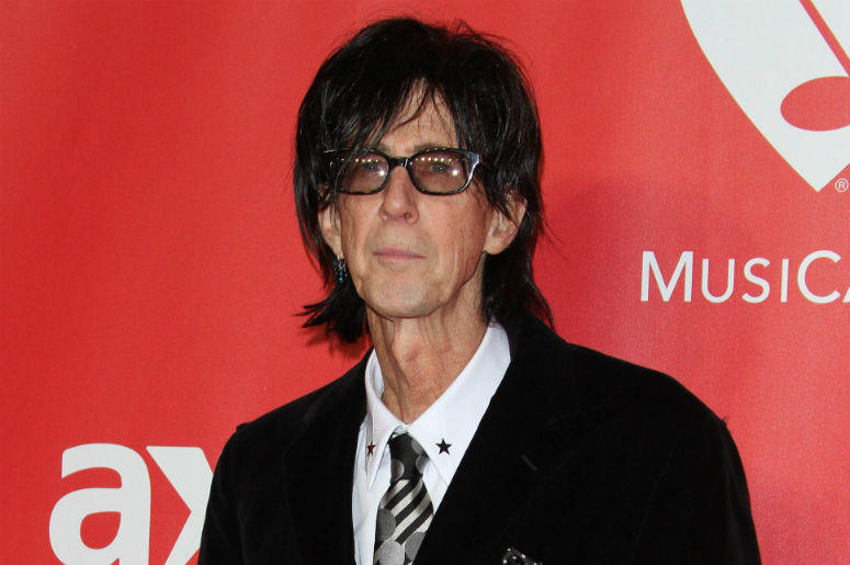 Rick Ocasek of The Cars