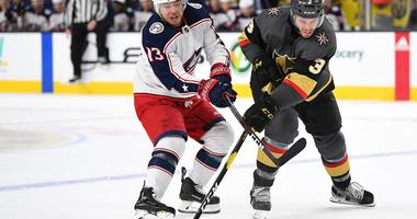 Columbus Blue Jackets vs. Vegas Golden Knights
