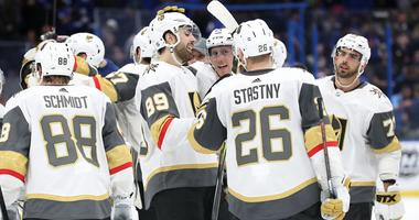 Vegas Golden Knights vs. Tampa Bay Lightning