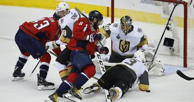 VGK Comes Up Empty Again in Puzzling 3-1 Loss