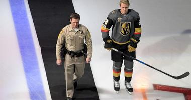 Golden Knights Continue Healing Process for Las Vegas