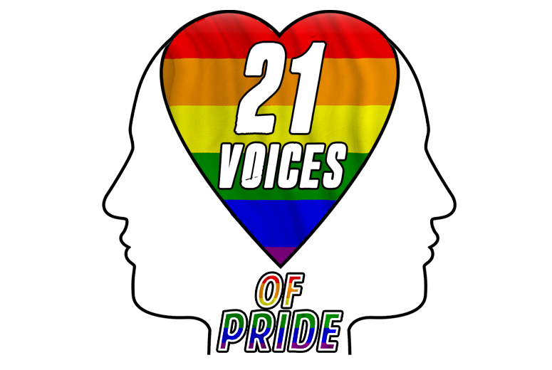 21 Voices Of Pride
