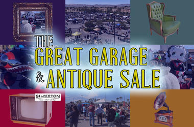 The Great Garage & Antique Sale