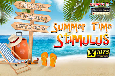 Summer Time Stimulus 2018