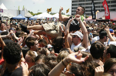 Vans Warped Tour 2009 at the Nassau Veterans Memorial Coliseum