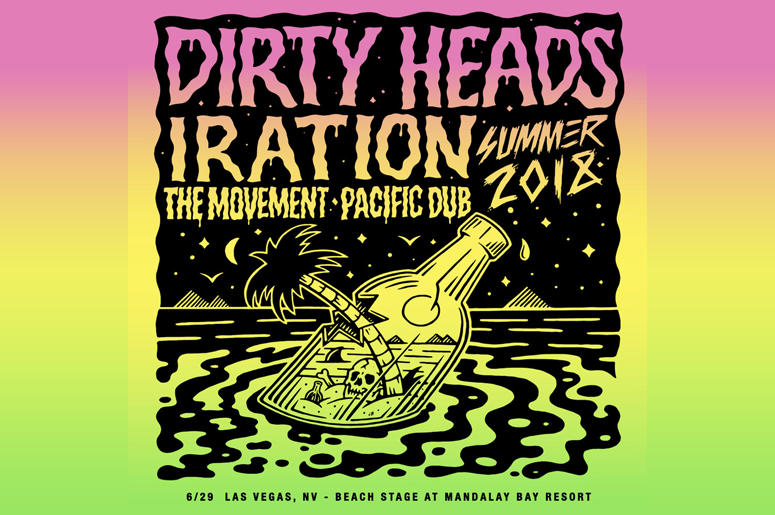 Dirty Heads Summer 2018