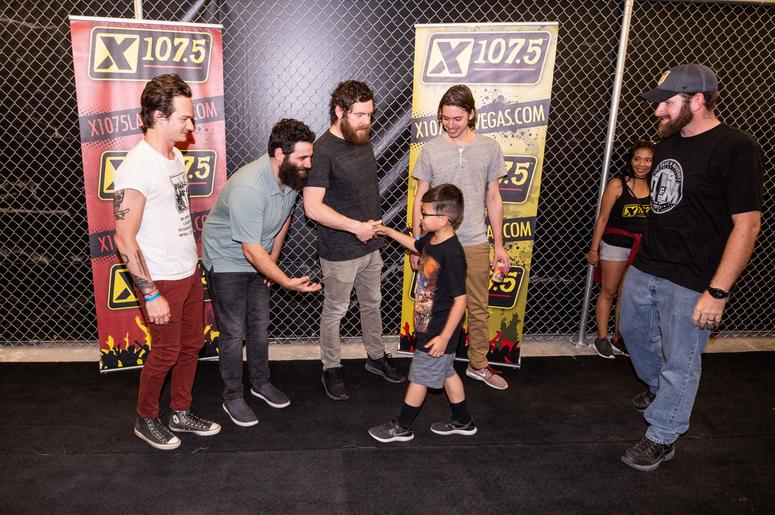 Meet and greet photos with manchester orchestra x1075 m4hsunfo