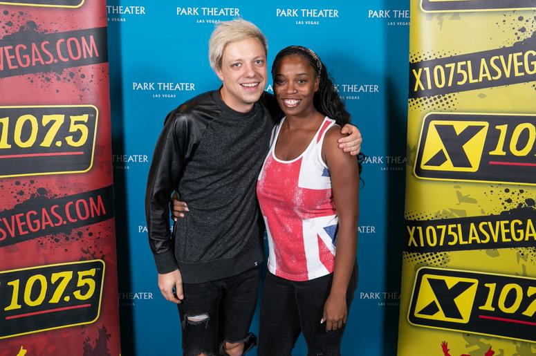 Robert DeLong Meet And Greet Havoc 2018 6