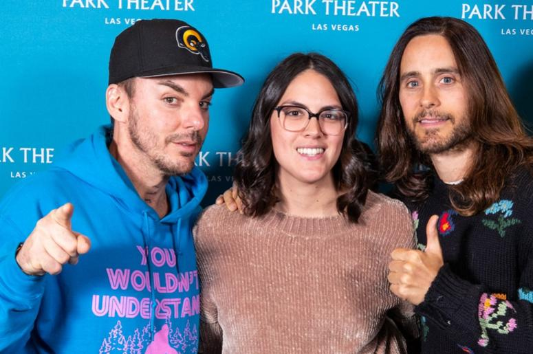 Thirty Seconds To Mars Meet And Greet Havoc 2018 1