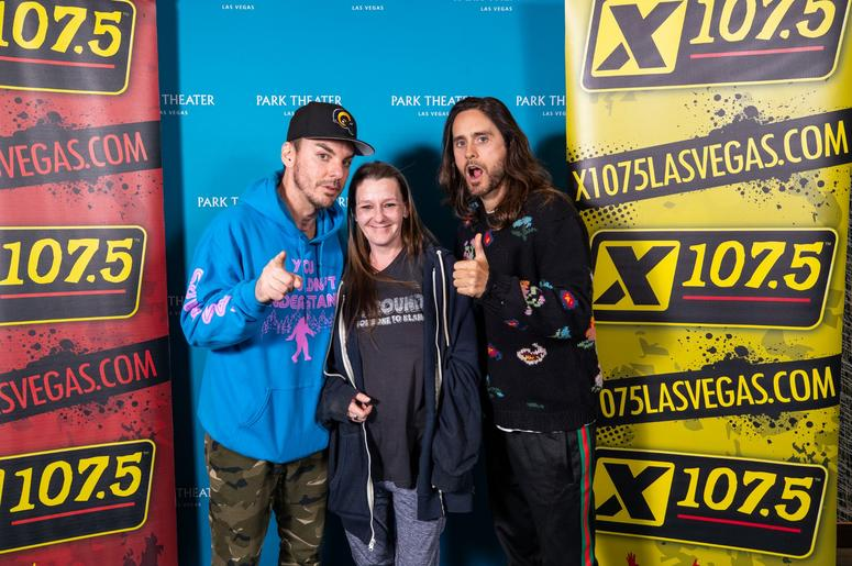 Thirty Seconds To Mars Meet And Greet Havoc 2018 12