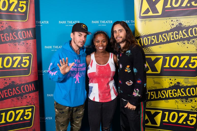 Thirty Seconds To Mars Meet And Greet Havoc 2018 13