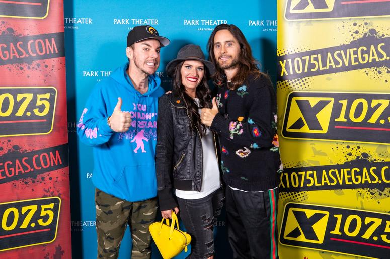 Thirty Seconds To Mars Meet And Greet Havoc 2018 25