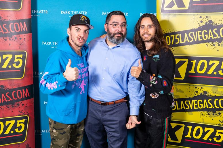 Thirty Seconds To Mars Meet And Greet Havoc 2018 28