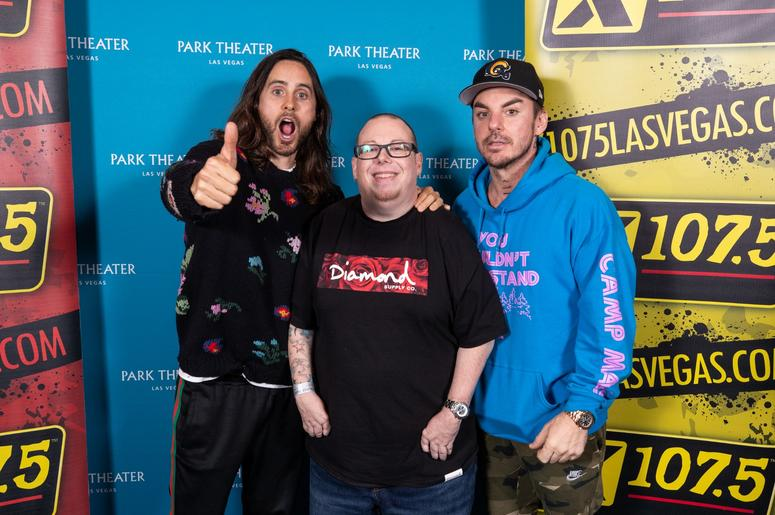 Thirty Seconds To Mars Meet And Greet Havoc 2018 3