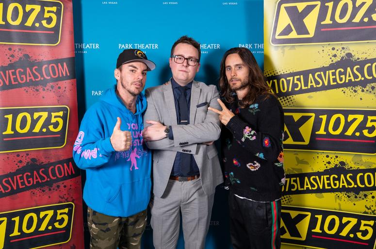 Thirty Seconds To Mars Meet And Greet Havoc 2018 8