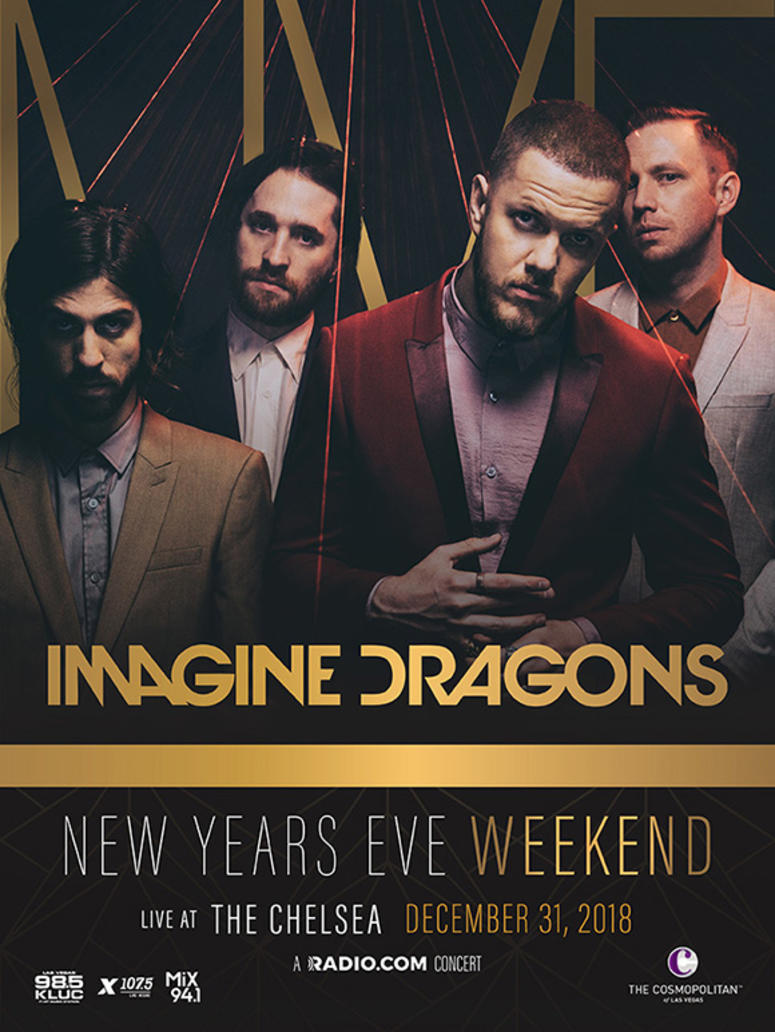New Years Weekend with Imagine Dragons