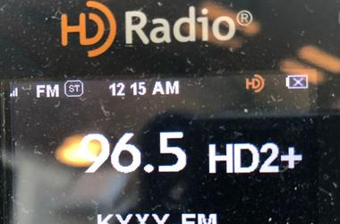 The Crossing Top 33 On HD Radio And Online